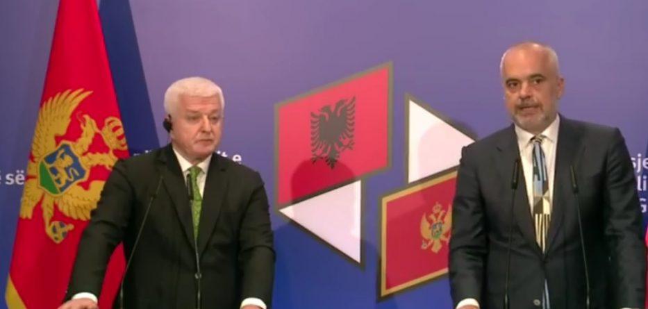 Albania Montenegro A Scutari