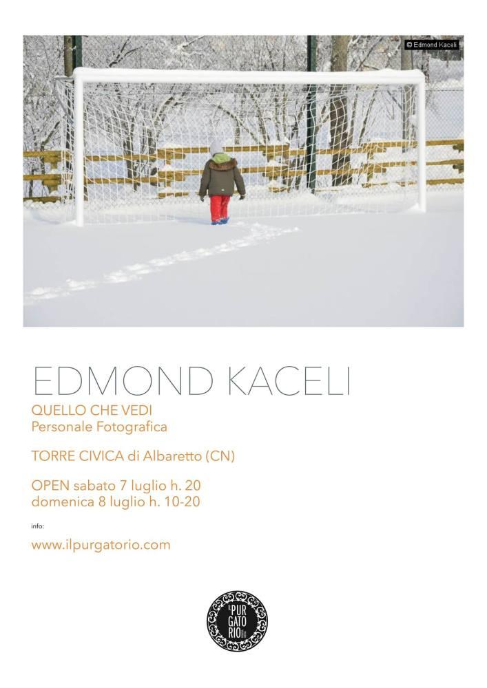 Personale Di Edmond Kaçeli