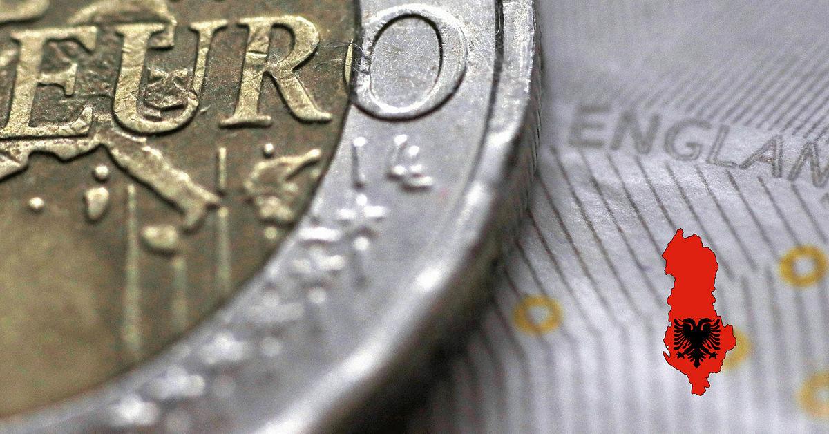 Rapporto Euro Lek In Albania Opt
