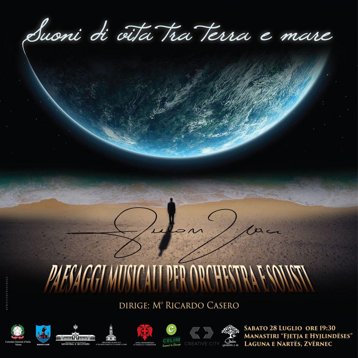 Invito Concerto Suoni Di Vita Tra Terra E Mare Zvernec
