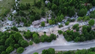 Top Channel Albania: Ecco il massacro del fiume Valbona