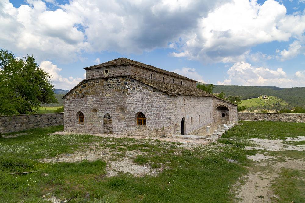 Chiesa di San Ilia, villaggio di Voskopoja, Korça, Albania 2