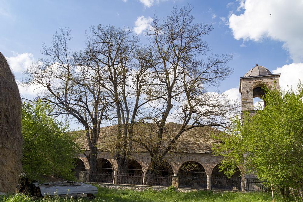 Chiesa di San Nicola, villaggio di Voskopoja, Korça, Albania 3