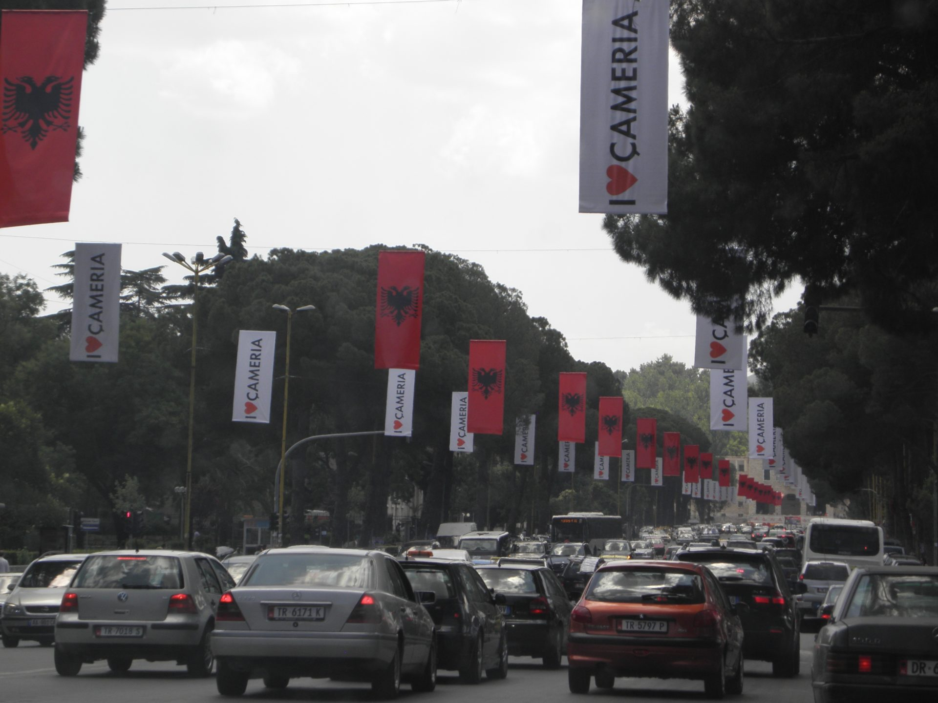 Albania, da gennaio 2019 sarà vietato importare veicoli di età superiore ai 10 anni