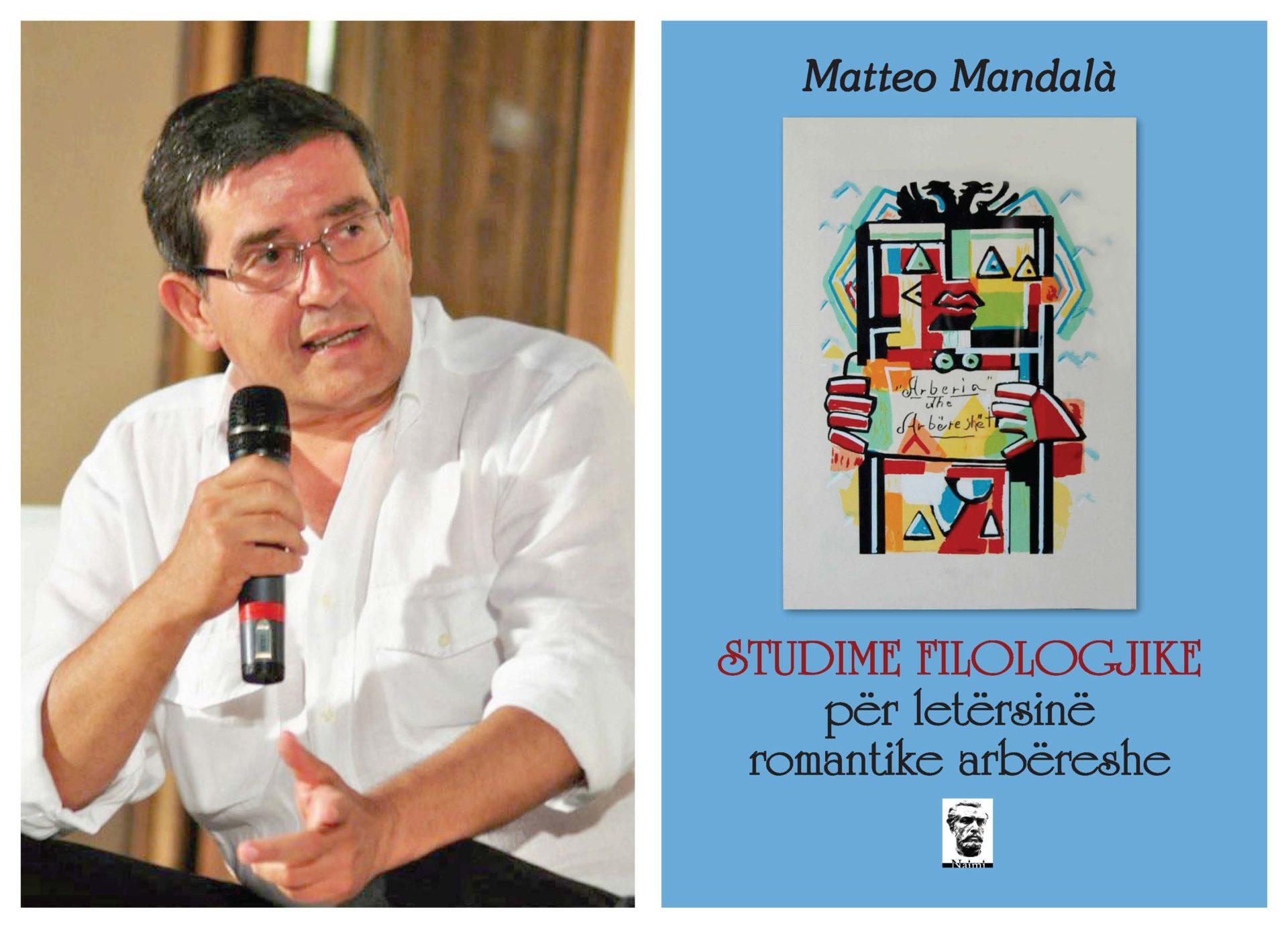 Matteo Mandala albanologo