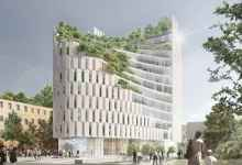 MET Tirana Building, dello studio Mario Cucinella Architects