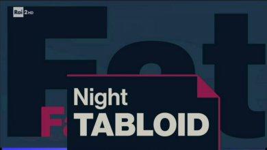 Night Tabloid Rai 2 Albania