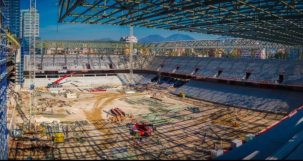 Arena Kombëtare FSHF GOVERNO ALBANESE
