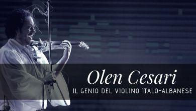 Olen Cesari Violino Albanese