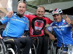 Vittorio Podesta, Haki Doku, Alex Zanardi