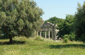 Apollonia, griechische Kollonie aus dem 6. Jahrhundert v. Chr. und römische Stadt