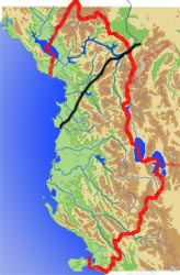 Route Durrës–Kosovo
