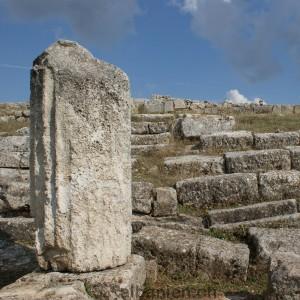 Byllis: antike Ausgrabungen