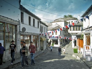 Gjirokastra: Qafa e Pazarit