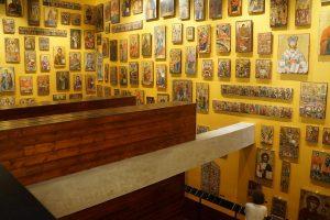 Museum für mittelalterliche Kunst, Korça, Albanien