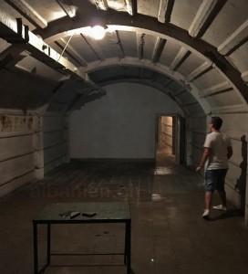 Bunkeranlage im »Kalter-Krieg-Museum«