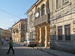 Historisches Gebäude in der Altstadt