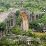 Ura e Mesit bei Shkodra, Nordalbanien