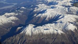 Bergwelt Tropojas: Gashi-Tal links und Shkëlzen rechts
