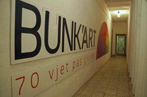 Bunk'Art: Grosser unterirdischer Führungsbunker