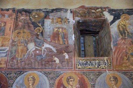 Details der Fresken