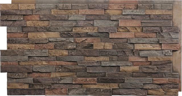 Revestimiento De Muros Con Piedra Artificial Ventajas Y