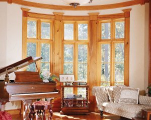 Heart Cypress Windows