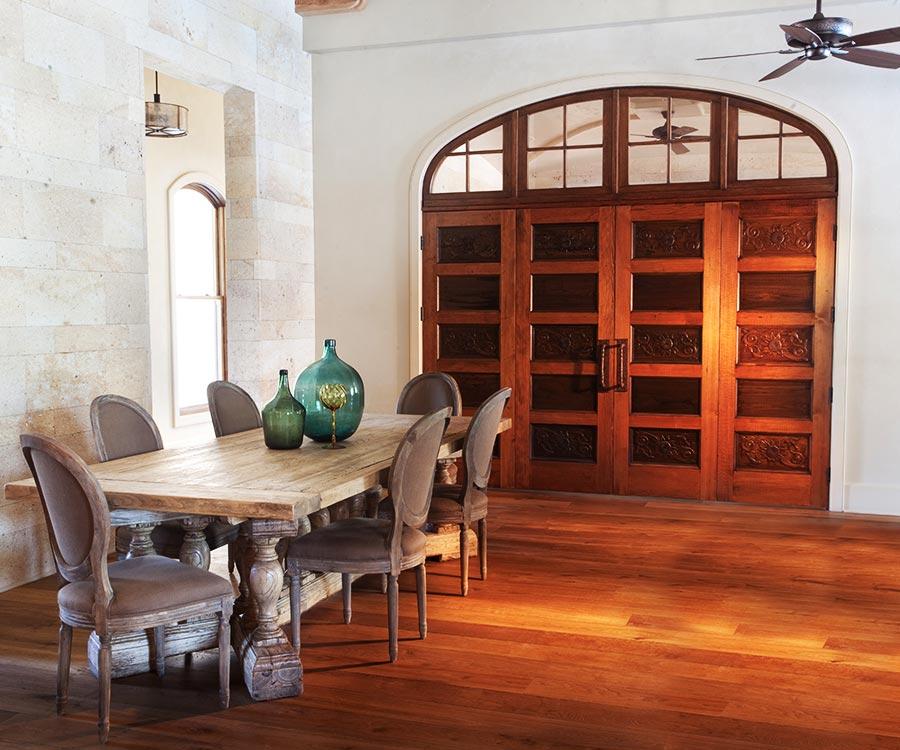 Albany Woodworks Oak Flooring Cypress Doors Custom