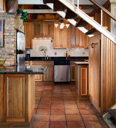 Sinker Cypress Kitchen 2