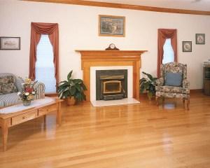 Reclaimed Oak Flooring Room View 2