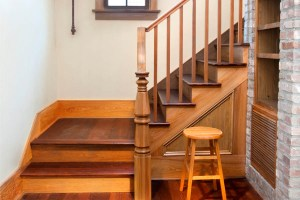 Custom Wood Stairs