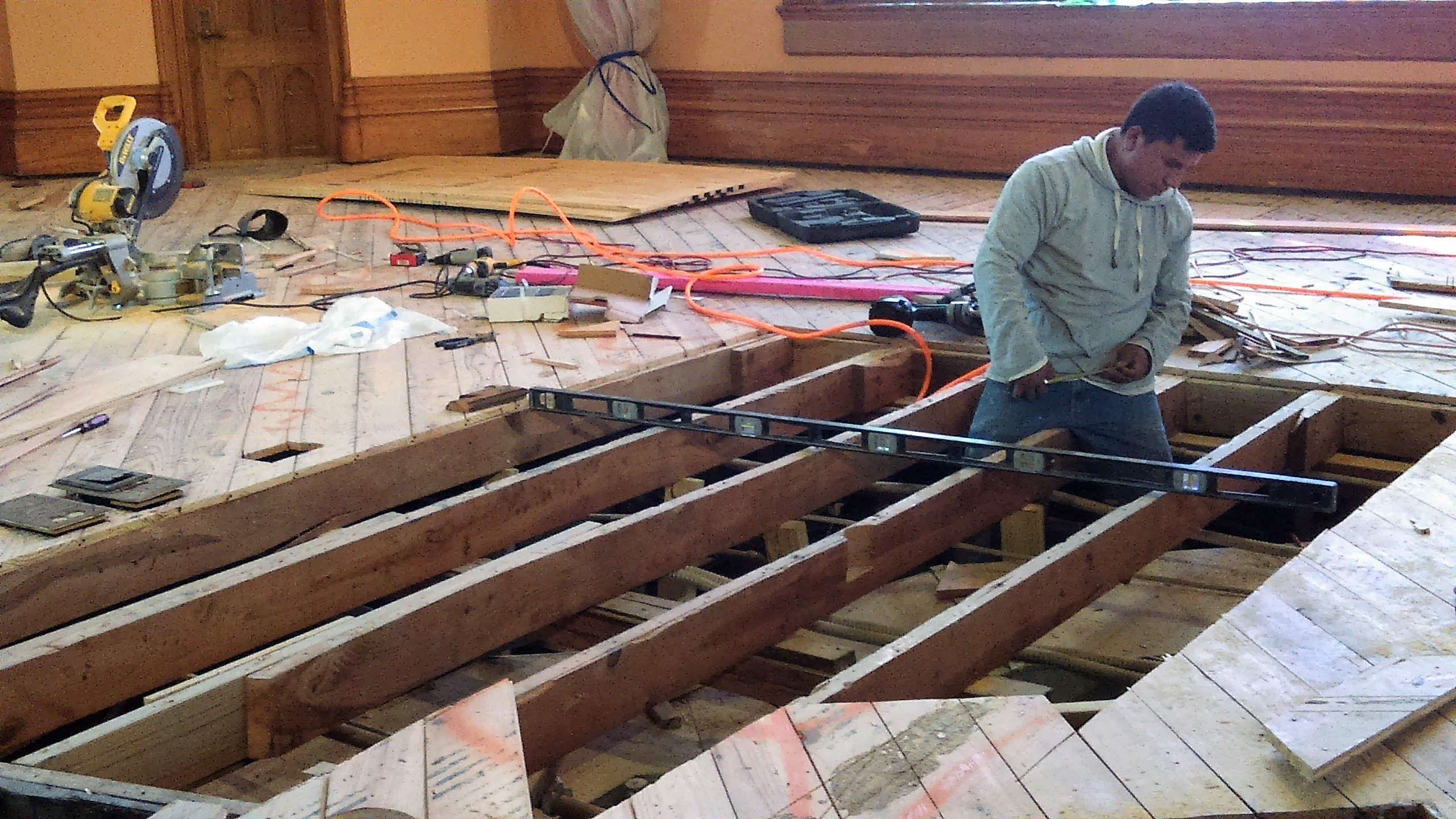Old Baton Rouge State Capitol Renovation