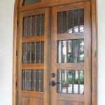 custom-cypress-entryway-door