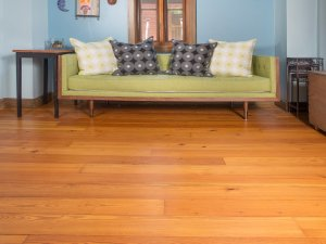 Chateau Reclaimed Pine Flooring 1