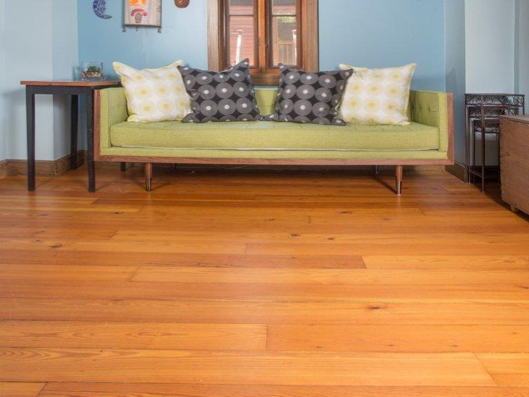 Chateau Reclaimed Pine Flooring
