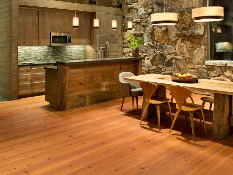 Silvan Reclaimed Pine Flooring