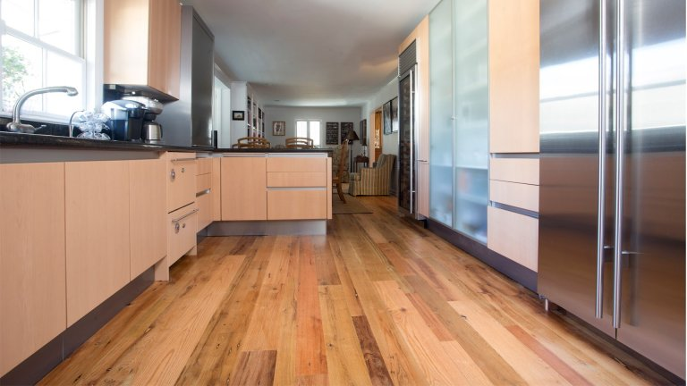 Castlewalk Reclaimed Oak Flooring 2