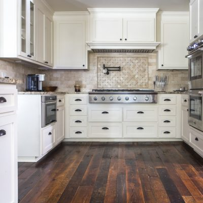 Our Orleans collection flooring, commonly referred to as dirty-top pine, is an instant classic!