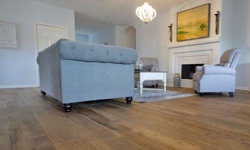 barnwood oak hardwood flooring cost
