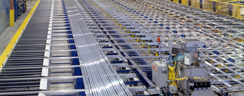 Albarrie has been serving the aluminum extrusion industry for 30+ years. High temperature fabrics protect the critical surface of aluminum during the extrusion process.