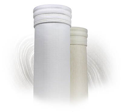 Filter media for filter bag fabricators and industrial filters for industrial dust control