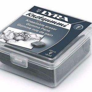 Gomma Pane Lyra in scatola