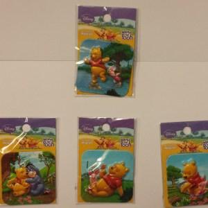 Calamita Winnie the Pooh Magnete 3D