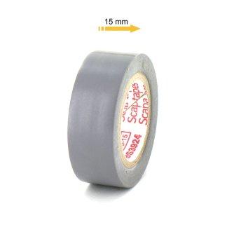 NASTRO ISOLANTE 15 mm 10 m colore GRIGIO - 2702 SCAPA