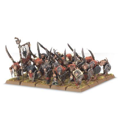 Ratti del Clan Skaven