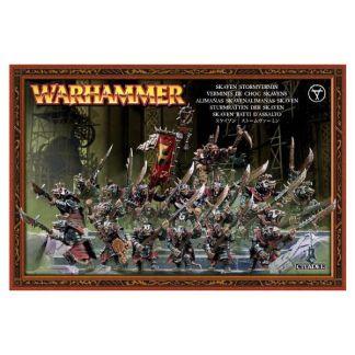 warhammer skaven ratti d'assalto