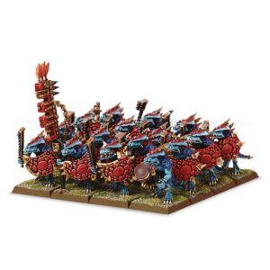 Reggimento Uomini Lucertola Sauri Guerrieri