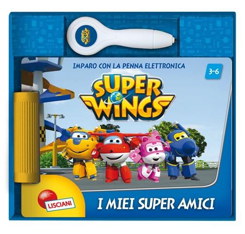 Super Wings Libro Penna Quiz I Miei Super Amici