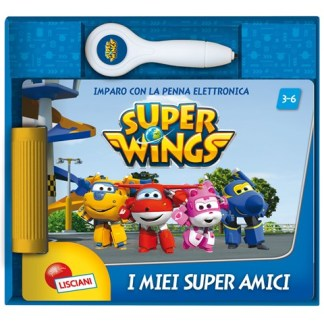 Super Wings Libro Penna Quiz I Miei Super Amici