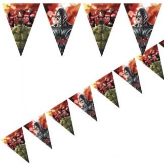 Bandierine Festone Avengers Age Of Ultron
